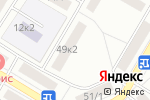 Схема проезда до компании Экспресс Стиль в Москве