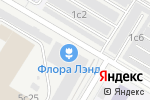 Схема проезда до компании ВИМ в Москве