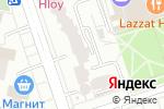 Схема проезда до компании Тамар Тур в Москве