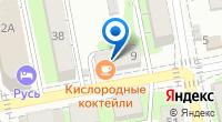 Компания Just на карте