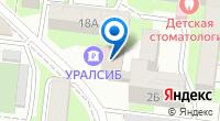 Компания Банк УРАЛСИБ на карте