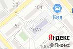 Схема проезда до компании Игрушка в Донецке