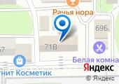 Нотариус Шатверян М.А. на карте