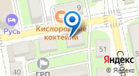 Компания ПиК на карте