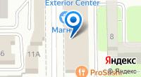 Компания FLORA на карте