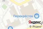 Схема проезда до компании Первый свадебный танец в Москве