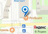 Pro Sushi на карте