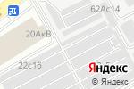 Схема проезда до компании Тетёрки в Москве
