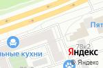 Схема проезда до компании ЗОВ в Москве