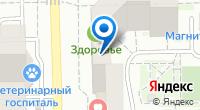 Компания Василиса club на карте