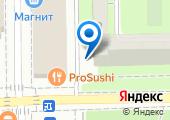 Эрос на карте