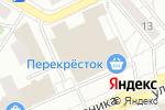 Схема проезда до компании Palacio в Москве