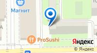 Компания Проф-Сервис на карте