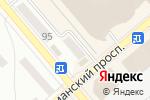 Схема проезда до компании Винторг в Донецке