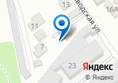 Центр дератизации, дезинсекции, дезинфекции на карте