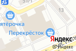 Схема проезда до компании G-Generators в Москве