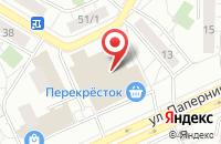 Схема проезда до компании ЕвроЛогистик в Москве