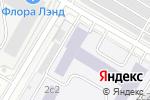 Схема проезда до компании Вега 1 в Москве