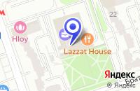 Схема проезда до компании НОТАРИУС МАКАРОВА Н.Б. в Москве