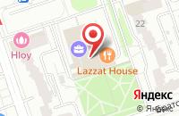 Схема проезда до компании Пластторг в Москве