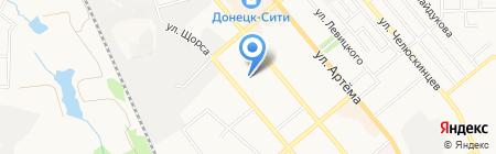 Банкомат Энергобанк ПАО на карте Донецка