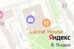 Схема проезда до компании Гильдия кадастровых инженеров в Москве