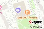 Схема проезда до компании F1 в Москве
