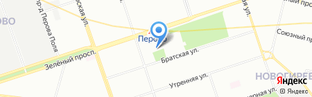 БТИ Инфо на карте Москвы