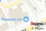 Схема проезда до компании Центр заправки картриджей в Москве
