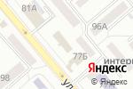 Схема проезда до компании Киевский районный отдел в Донецке