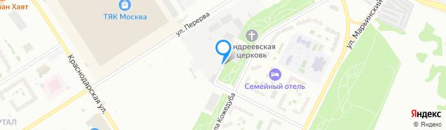 Краснодарский проезд