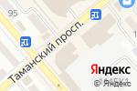 Схема проезда до компании Файна Пані в Донецке