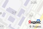 Схема проезда до компании Спецмед-Униформа в Москве