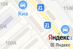 Схема проезда до компании Лучиано в Донецке