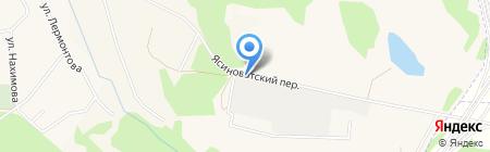 Регион.Буд.Транс на карте Авдеевки