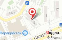 Схема проезда до компании Театр Антреприза.Ру в Москве