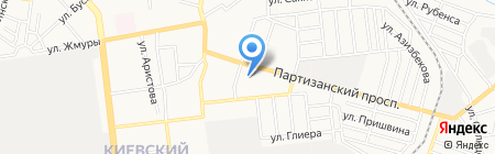 Детский сад №289 на карте Донецка