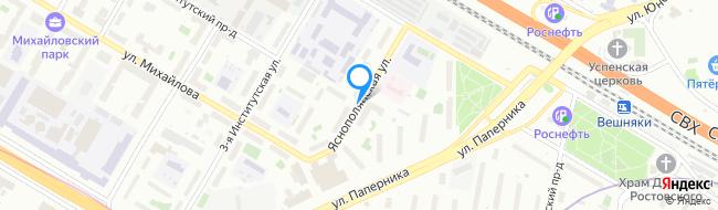 Яснополянская улица