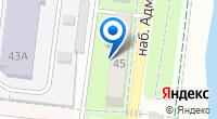 Компания Служба эвакуации автомобилей на карте