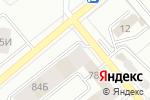 Схема проезда до компании Замок-6, ОСМД в Донецке
