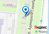 Новороссийский учебный и научно-исследовательский морской биологический центр на карте