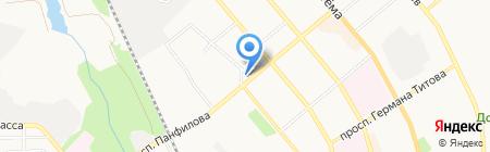 ідеал на карте Донецка