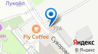 Компания Полигон на карте