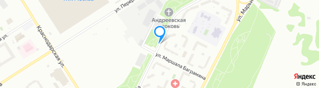 улица Маршала Кожедуба