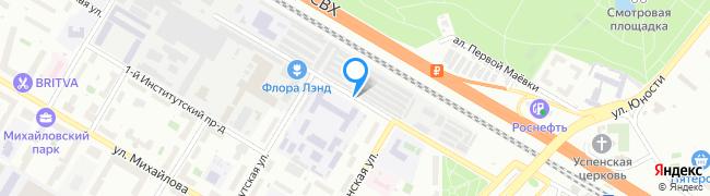 проезд Вешняковский 1-й