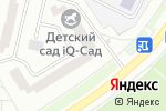 Схема проезда до компании Динамик Нетворк Технолоджис в Москве