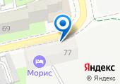 Novoros.bike на карте