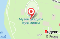 Схема проезда до компании Институт Национальной Безопасности в Москве