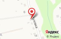 Схема проезда до компании Смолстром-сервис в Алтуховке