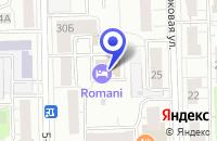 Схема проезда до компании РЕСТАВРАЦИОННО-СТРОИТЕЛЬНОЕ ПРЕДПРИЯТИЕ РИК-С в Москве